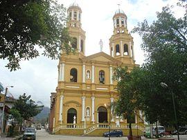 Kathedrale San Sebastián in La Plata