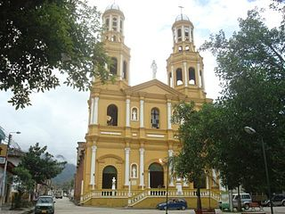 Municipality and town in Huila Department, Colombia
