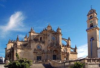 Jerez de la Frontera Cathedral - Image: Catedral de Jerez