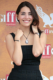 Description de l'image Caterina Murino a Giffoni.jpg.