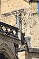 Cathédrale Notre-Dame de Bayonne, nord Est, Sculpture.jpg