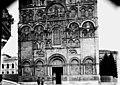 Cathédrale Saint-Pierre - Façade ouest- partie inférieure - Angoulême - Médiathèque de l'architecture et du patrimoine - APMH00032851.jpg