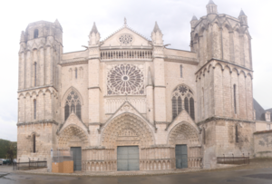 Roman Catholic Archdiocese of Poitiers - Poitiers Cathedral