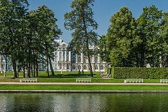 Catherine Park - Image: Catherine park in Tsarskoe Selo 01