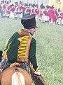 Cavalier prusse - Reconstitution bataille de Waterloo.jpg