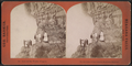 Cave of the Winds, Niagara on the line of the Canada Southern Railway, by Barker, George, 1844-1894.png