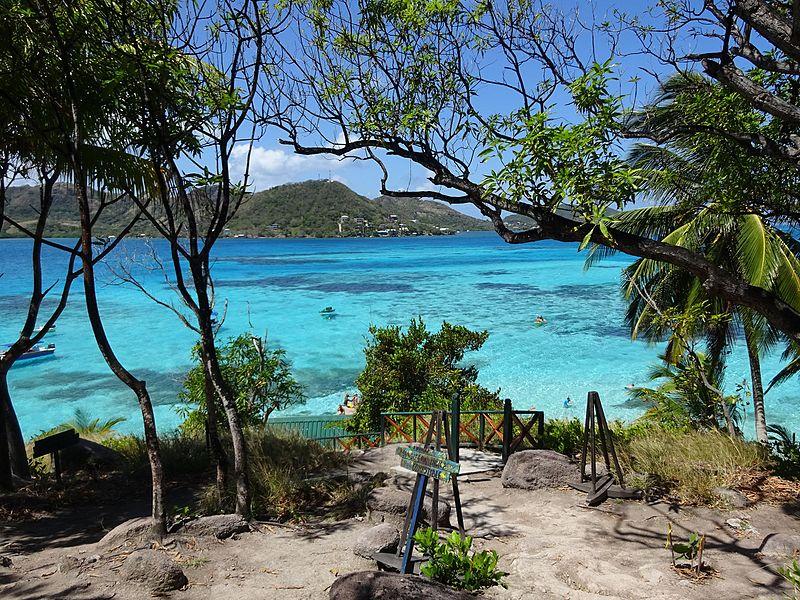 Melhores praias colombianas