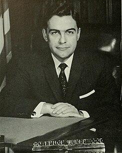 Cecil H. Underwood American politician