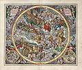 Cellarius Harmonia Macrocosmica - Coeli Stellati Christiani Haemisphaerium Prius.jpg
