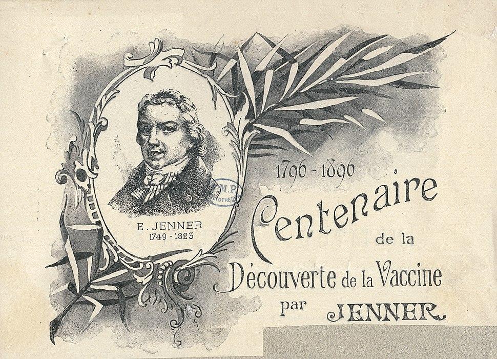 Centenaire de la d%C3%A9couverte de la vaccine par Jenner CIPB0429
