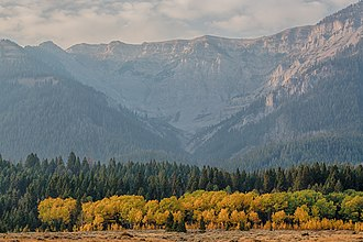 Centennial Mountains - Image: Centennial Mountains WSA (9441047921)