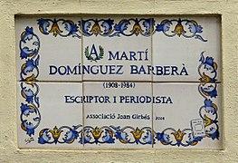 Ceràmica, 14 (Rajola de València). Espai públic d'Algemesí.jpg