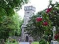 Ceredigion, CWMYSTWYTH, St Michael and All Angels (Hafod Church) (35636268883).jpg
