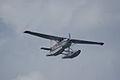 Cessna A185F N363JV Overhead 02 SNFSI FOF 15April2010 (14443741809).jpg