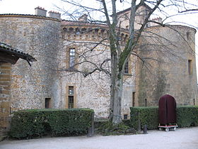 Image illustrative de l'article Château de Bagnols