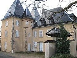 Le château de Sans-Souci.