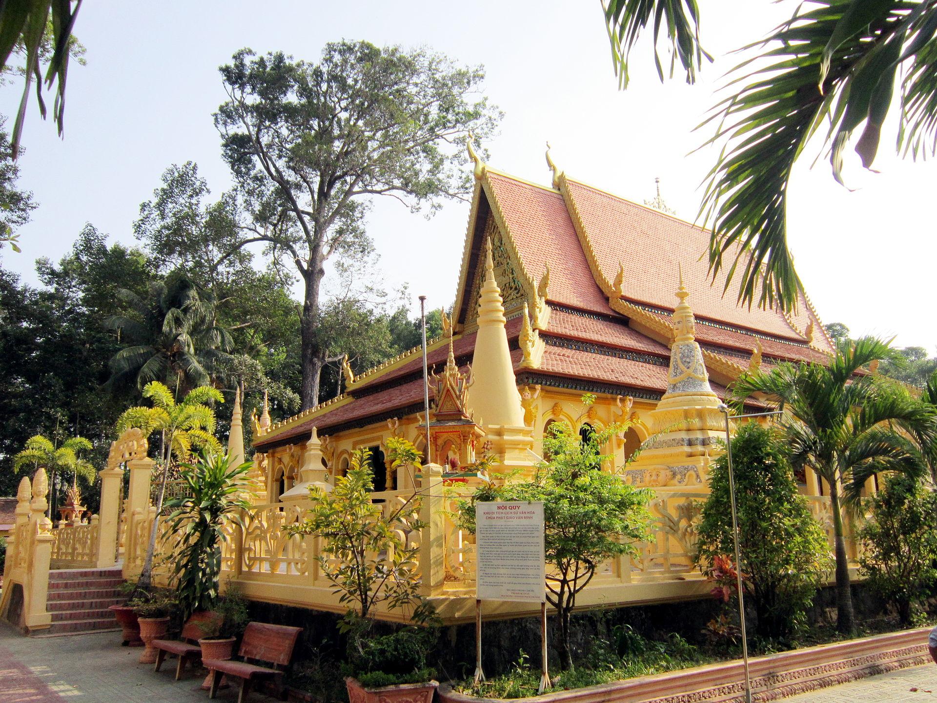 Chùa Bôtum Vong Sa Som Rong