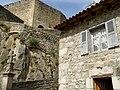 Chalencon (Haute-Loire) Linteau.JPG