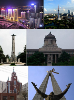 Changchun Prefecture-level & Sub-provincial city in Jilin, Peoples Republic of China
