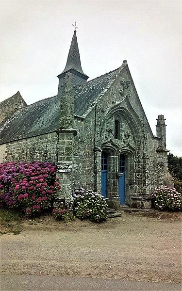 """Chapelle Notre Dame de Mille Secours, dite """"Chapelle de Brouël"""""""