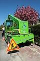 Chariot élévateur à tourelle rotative Merlo Roto 45.21 MCSS à Montigny-le-Bretonneux le 19 avril 2015 - 3.jpg