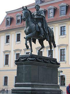 Adolf von Donndorf German sculptor