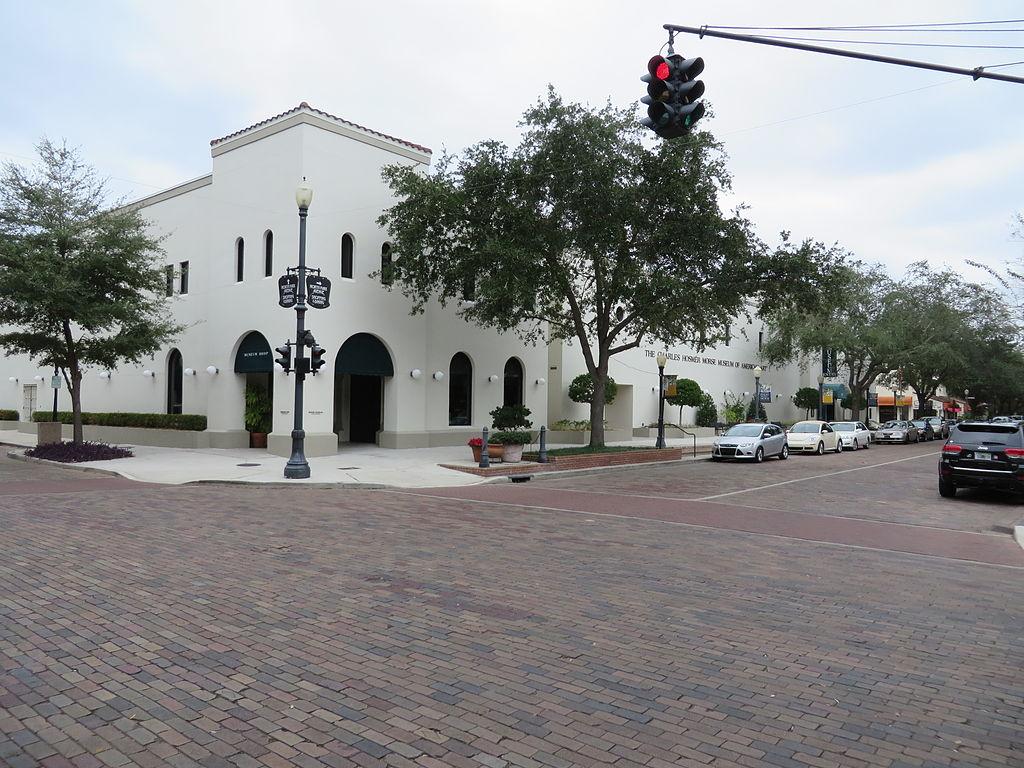 Museo de Arte Americano Charles Hosmer Morse (Winter Park, Florida) 002