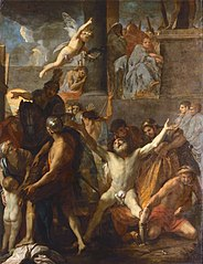 Le Crucifiement de saint André