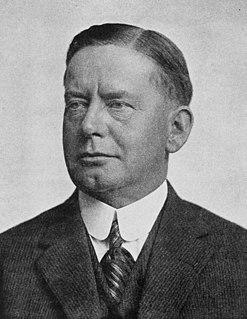 Charles Q. Hildebrant American politician