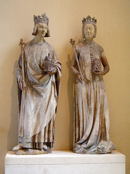 Ficheiro:Charles V et Jeanne de Bourbon.jpg