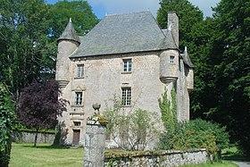 Image illustrative de l'article Château du Mazeau (Haute-Vienne)