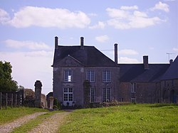 Chateau de La Magdeleine - Longueville, Calvados - 20090618.jpg