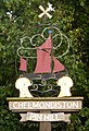Chelmondiston and Pin Mill village sign - geograph.org.uk - 1432979.jpg