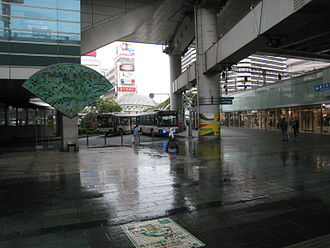 Chiba Station - Chiba Station Interior