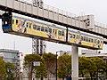 Chiba Urban Monorail Oreimo rolling stock 20130601f.jpg