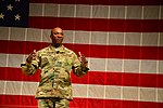 Chief Master Sgt. of the Air Force visit USASMA DSC 0095 (37535335531).jpg