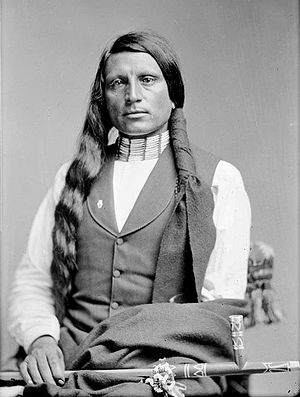 Red Shirt (Oglala) - Chief Red Shirt
