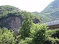 Chiesa del Santo Sepolcro e viadotto autostradale, Bolzano.jpg