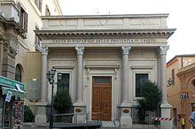 La sede storica della Carichieti