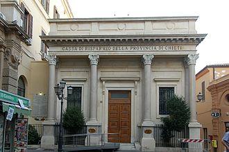 Banca Teatina - Image: Chieti City 2011 by Ra Boe 027