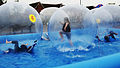 Children enjoy 'zorbing' at youth center 120702-F-EJ686-025.jpg