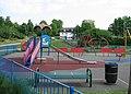 Childrens Playground - Oakridge Road - geograph.org.uk - 800102.jpg