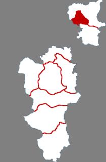Dachang Hui Autonomous County Autonomous county in Hebei, Peoples Republic of China