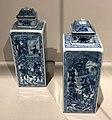 China late 17th C Jingdezhen - porcelain bottle IMG 9438 Museum of Asian Civilisation.jpg