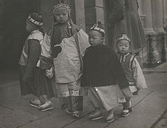 Chinese American Children in Traditional Dresses.jpg