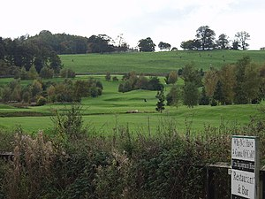Golf in Wales - Image: Chirk Golf Course geograph.org.uk 69289