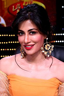 Chitrangada Singh promotes Raazi on the sets of DID Lil Masters 3 (6).jpg