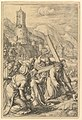 Christ Carrying the Cross, from The Passion of Christ MET DP820988.jpg
