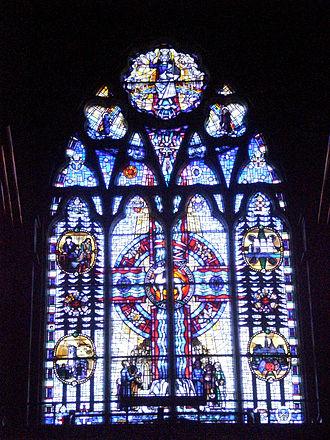 Christ Church Cathedral (Ottawa) - North side window
