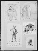 Christ and Two Disciples on the Road to Emmaus (from Sketchbook) MET 193283.jpg